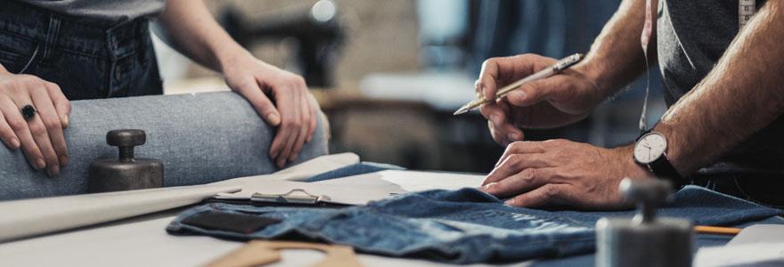 formation dans le secteur du textile
